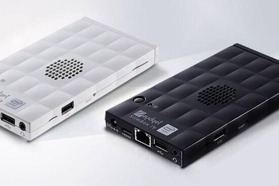 超便携迷你PC亮相 移动硬盘大小配i7处理器