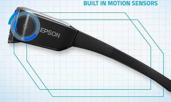 爱普生推新一代智能眼镜 支持真正双眼显示