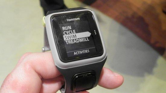 TomTom推出兩款全新GPS運動手錶:界面賞心悅目