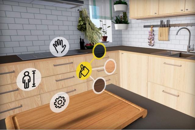 宜家推出VR应用程序 可用虚拟现实体验厨房