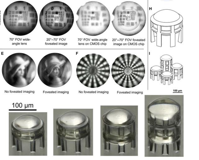 3D打印能造眼睛了 不过目前只适合机器人用