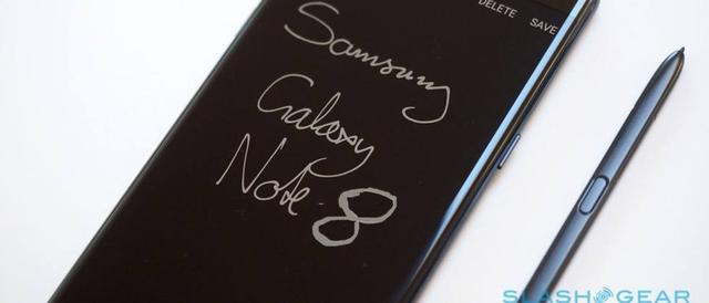 """要靠名字翻身?三星Note 8内部代号""""伟大"""""""