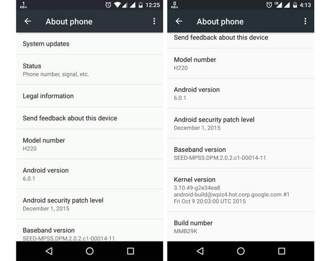 谷歌开始推送Android 6.0.1以修复bug为主