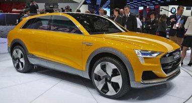奥迪拟4年内推3款电动车 据说是被排放门逼的