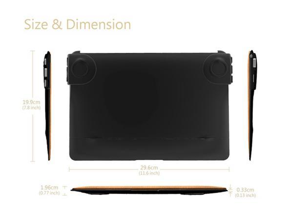 给12英寸MacBook穿件衣服 就能轻松增强扩展性