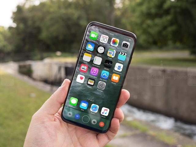 今年三款iPhone屏幕全部升级!指纹键与S8相同