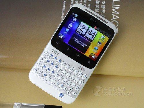 另类人气安卓 HTC Chacha跌破1500大关