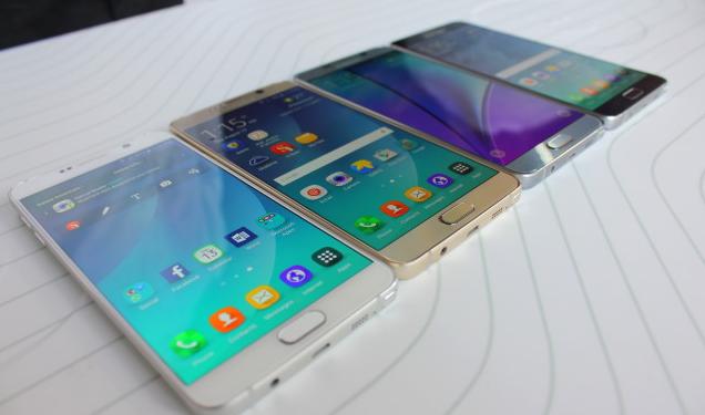三星S6和它的小伙伴们:哪一款更适合你?