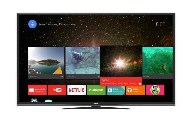 2016年Android电视年度盘点:电视多了机顶盒少了