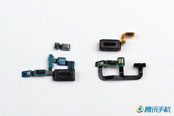 三星S6 Edge+拆解:比S6 Edge加在哪里?
