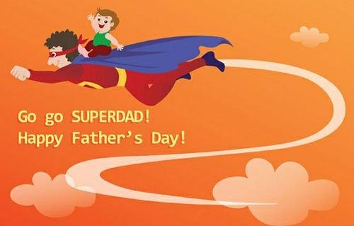 2012父亲节是几月几号 父亲节创意贺卡赏
