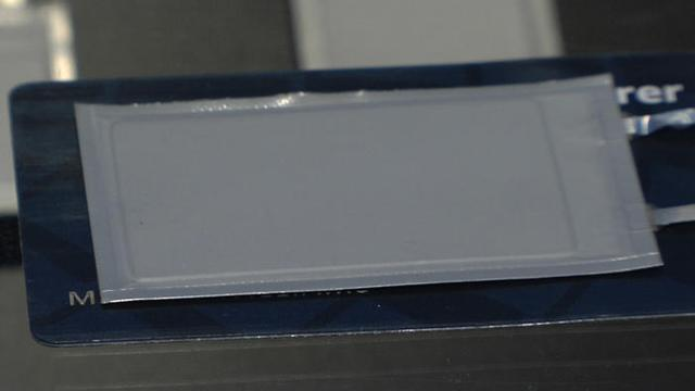 松下开发能折叠缠绕的电池 以后手机能折啦?