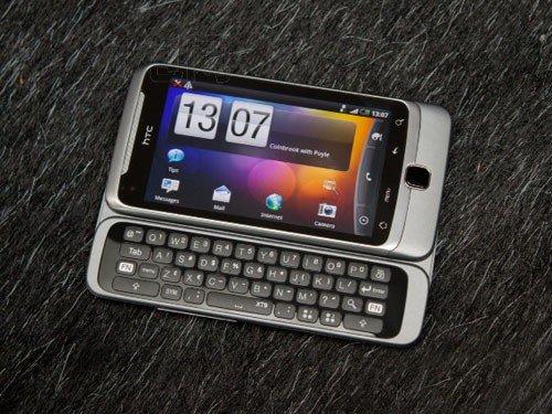 HTC Desire Z提前开始升级 版本2.3.3