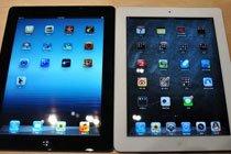 新iPad与二代对比