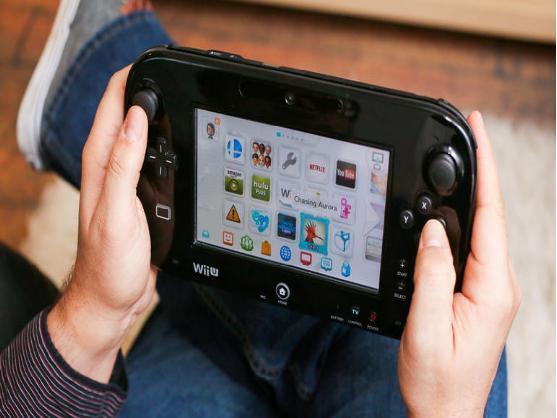 重温儿时经典 适合大人孩子玩的游戏机Wii U