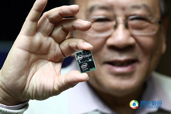 英特尔Edison芯片解析 或将称霸物联网时代