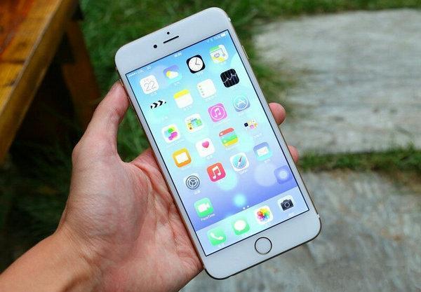 苹果iphone 6 plus图片