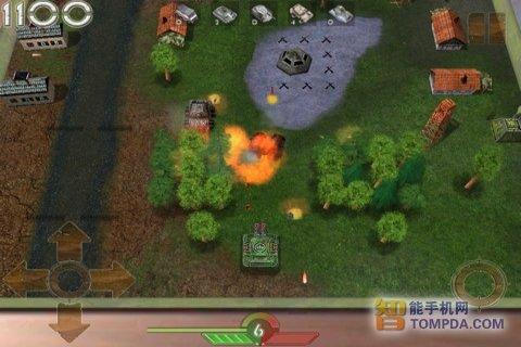 安卓游戏推荐 超级坦克大战Tank-O-Box
