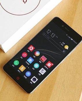 努比亚miniS评测:设计激进的小屏拍照手机