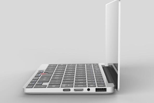 GPD发布7寸Win 10上网本 搭载Atom x7 Z系处理器