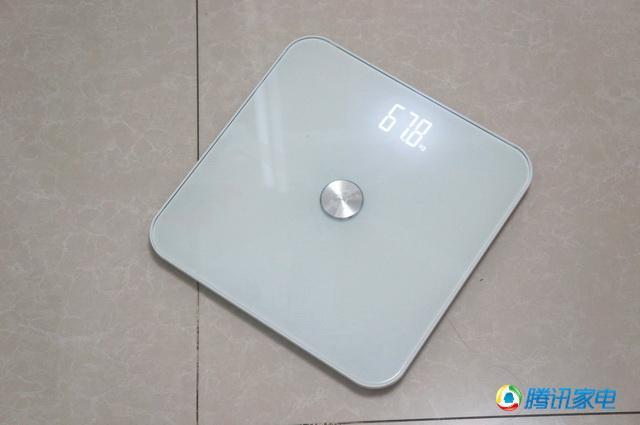 康宝贝体脂秤评测 个人减肥营养师跟踪到位