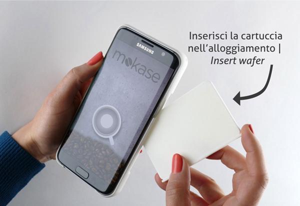 这可能是最奇怪的手机壳了 居然能做浓缩咖啡?!