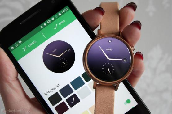 谷歌将很快推出安卓Wear 2.0 还有两款智能手表