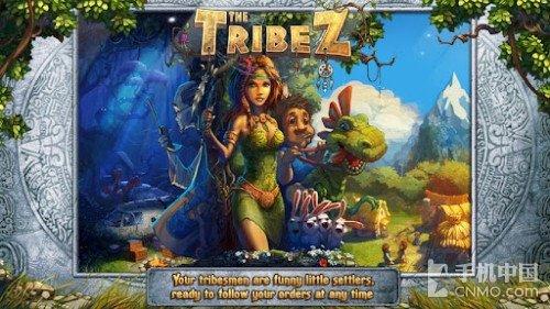 穿越神秘原始地带 安卓经营游戏部落试玩