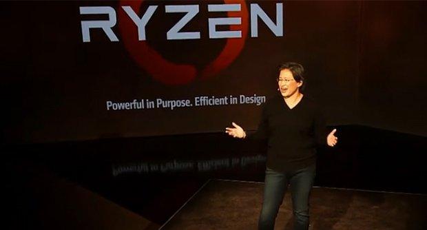 RYZEN都有些什么黑科技? AMD CEO苏姿丰这样夸