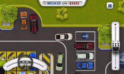 新手司机必玩游戏 Android停车大挑战
