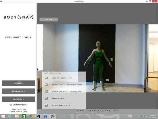 无需真人秀 创造自己的3D虚拟形象放网上吧