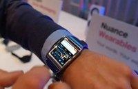 带键盘的智能手表问世 粗略操作即可正确识别