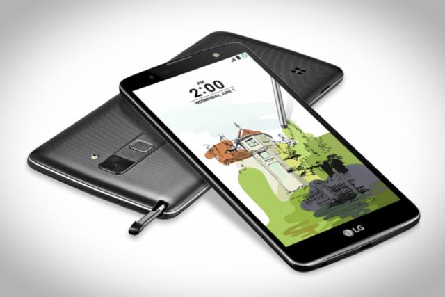 LG Stylo 2 Plus新机现身 依然配备触控笔