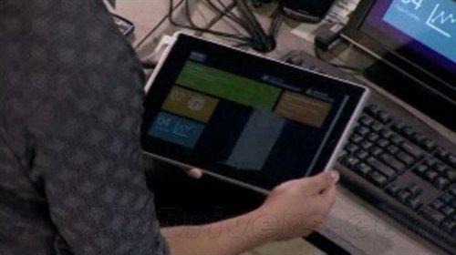 微软Windows 8系统平板电脑神秘现身