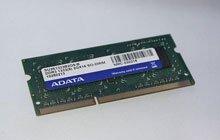 威刚 DDR3-1333 2GB笔记本内存