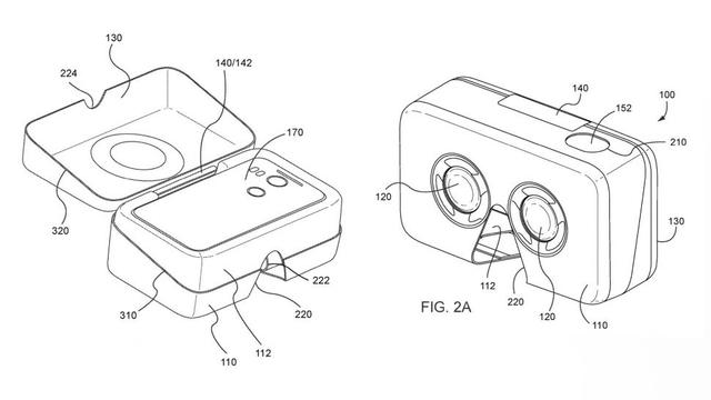 谷歌要把手机包装盒变成VR眼镜 这个想法不新鲜了