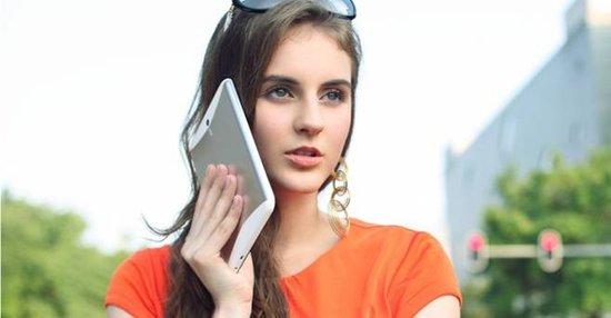 华为发布7寸通话平板 本月上市黑白两色可选