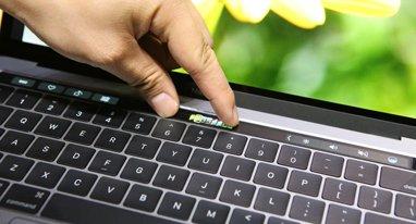 ��MacBook Pro�������֣�Touch Bar����˧��û����