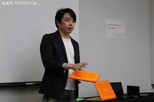 小编日本专访索尼c系列笔记本设计师图片