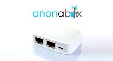 ��Դ����·����Anonabox��������������