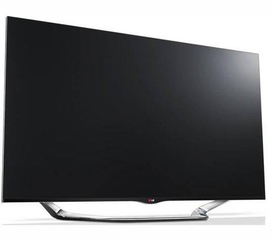 LG次旗舰55LA860W评测 音效出色语音等待提高