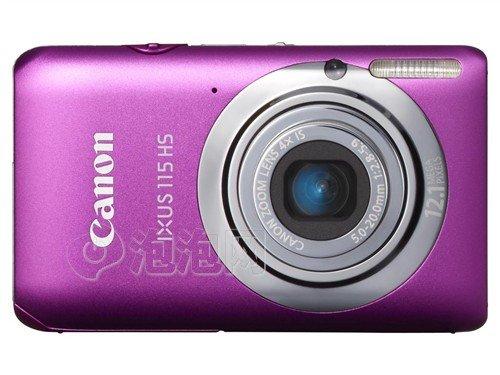 时尚卡片相机 佳能IXUS115促销售1340