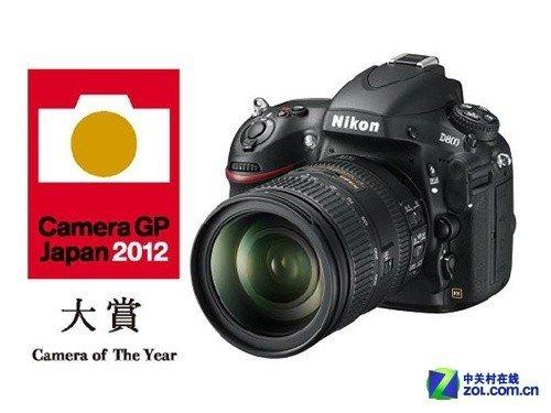 日本相机大奖公布奖项 尼康D800获肯定
