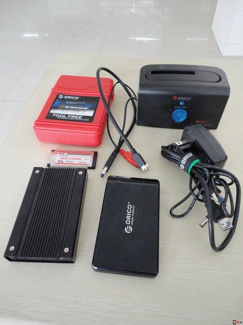 传输速率达400M/S 本本扩展USB3.0实试