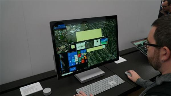 功能丰富价格高 Surface Studio外媒评测汇总