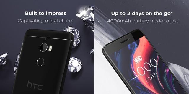 HTC One X10再曝宣传图 超长续航或为卖点