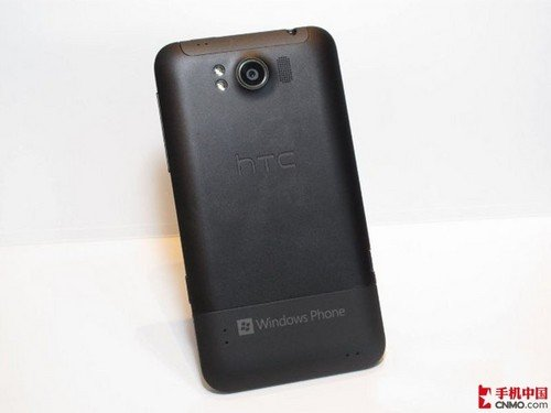4.7英寸超大屏幕 HTC Titan价格平稳