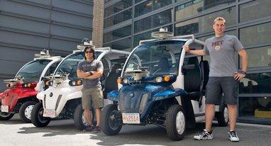无人驾驶进校园 MIT和福特联手测试无人驾驶技术