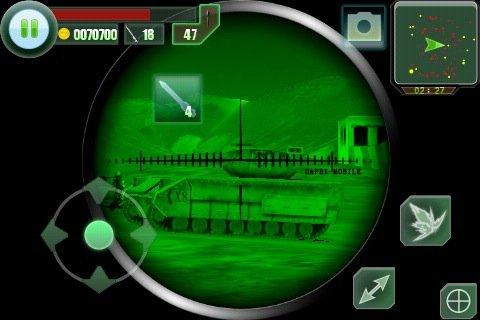 现代战争防御战 iPad游戏最后的防线HD