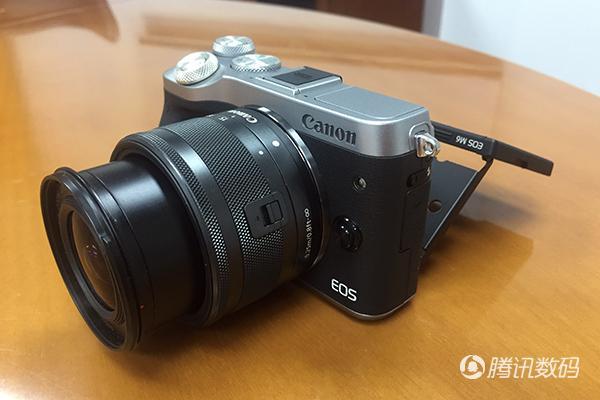 佳能新相机77D、800D和M6发布 标配全像素双核CMOS AF